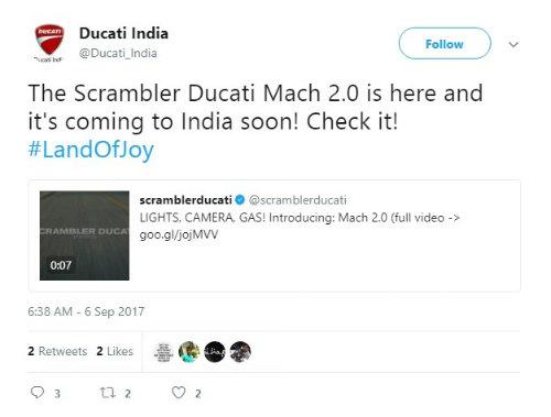 2018 Ducati Scrambler Mach 2.0 chất lừ, giá 305 triệu đồng - 2