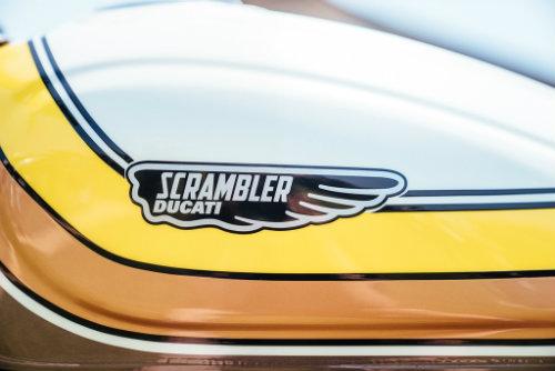 2018 Ducati Scrambler Mach 2.0 chất lừ, giá 305 triệu đồng - 7