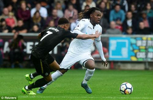 Chi tiết Swansea - Newcastle: Bất lực mất 3 điểm (KT) 19
