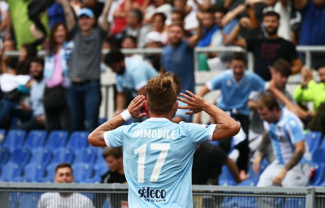 Lazio – AC Milan: Ngôi sao và hat-trick vùi dập - 1