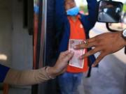 Tin tức trong ngày - Toàn cảnh trạm thu phí BOT Biên Hòa xả trạm