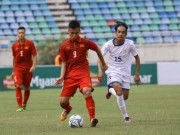 Bóng đá - U18 Việt Nam sẽ rút kinh nghiệm từ U22