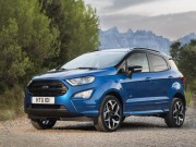 Ford EcoSport 2018 có giá từ 477 triệu đồng
