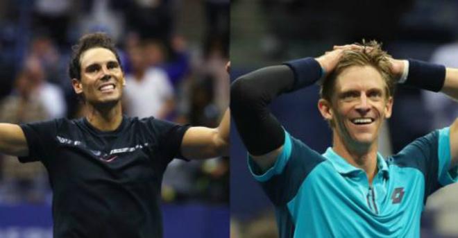 TRỰC TIẾP Nadal - Anderson: Chìa khóa từ giao bóng (Chung kết US Open) 3