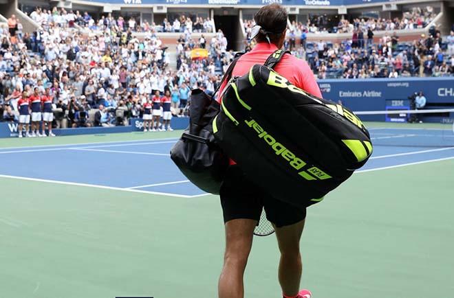 Chung kết US Open 2017: Nadal đăng quang ngọt ngào, Anderson tâm phục 1