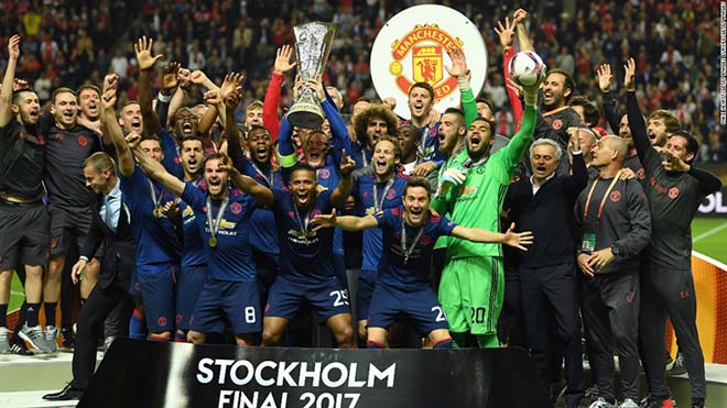"""MU trở lại Champions League: Mourinho ôm mộng lớn """"kinh thiên động địa"""" 2"""