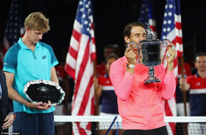 Chung kết US Open 2017: Nadal đăng quang ngọt ngào, Anderson tâm phục 15