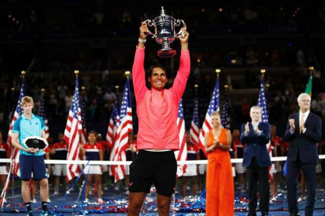 Nadal vô đối US Open: Ẵm gần trăm tỷ, gửi lời tri ân đặc biệt - 2