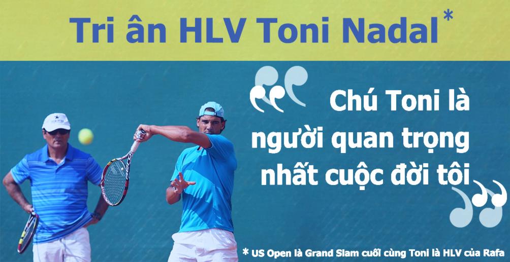 Nadal vô địch US Open: Chiến binh bất tử của quần vợt hiện đại (Infographic) 7