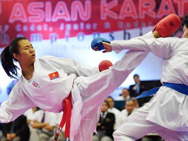 HCV lịch sử của nữ võ sĩ Karatedo: Bất ngờ nhưng không phải ăn may 2