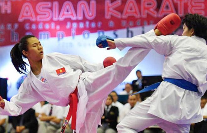 Tin HOT thể thao 11/9: Nữ võ sỹ Việt Nam giành HCV lịch sử giải thế giới 1