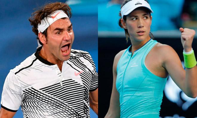 """BXH tennis 11/9: Federer lên số 2, """"Nữ hoàng mới"""" Muguruza - 1"""