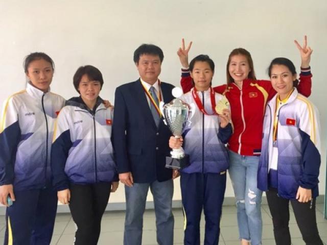 Lịch thi đấu đoàn Việt Nam tại Đại hội thể thao trong nhà và võ thuật châu Á 2017 2