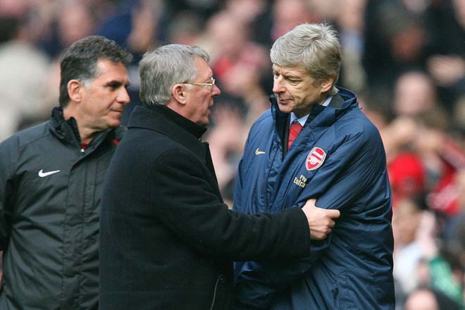 Vận may lịch sử: Wenger suýt kế nhiệm Sir Alex, biến MU thành... Pháo thủ 2.0 - 1