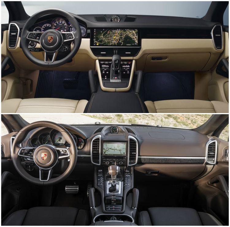 Porsche Cayenne 2018 khác gì thế hệ 2 trước đây? - 2