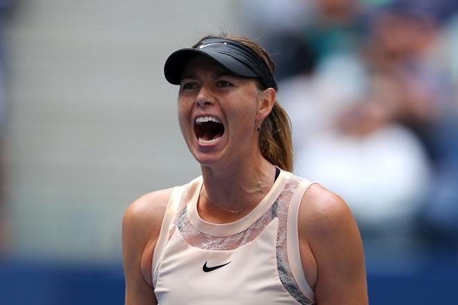 Tin thể thao HOT 12/9: Sharapova giải sầu sau US Open 1