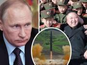 Thế giới - Nga đang làm gì với Triều Tiên?