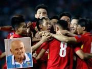 """Bóng đá - HLV vô địch cup C1 & ghế HLV ĐT Việt Nam: Từng dạy Mourinho, """"gân"""" như Sir Alex"""