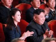 Thế giới - Vợ ông Kim Jong-un xuất hiện, ăn mừng vụ thử hạt nhân