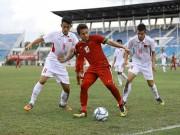 """U18 Việt Nam - U18 Indonesia: Dội mưa bàn thắng,  """" tiểu Messi """"  nếm trái đắng"""