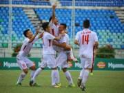 Bóng đá - Bảng xếp hạng giải U18 Đông Nam Á 2017 của U18 Việt Nam