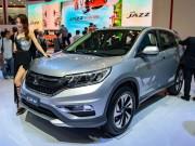 """Honda CR-V ở Việt Nam chính thức hết giảm giá  """" sốc """""""