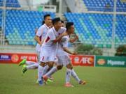 """Bóng đá - U18 Việt Nam """"vùi dập"""" Indonesia, có """"sợ"""" Thái Lan như đàn anh U22?"""
