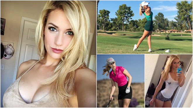 Golf 24/7: Golf thủ quyến rũ nhất hành tinh đọ sắc kiều nữ tennis 1