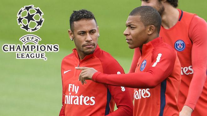 """Sốc: Vì Neymar-Mbappe, UEFA sẵn sàng """"trảm"""" PSG khỏi cúp C1"""