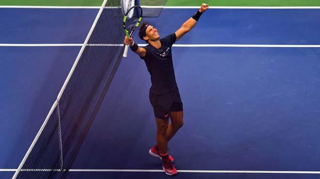 Nadal hướng đến kỷ lục vĩ đại chưa từng có: Chinh phục mọi danh hiệu lớn 1