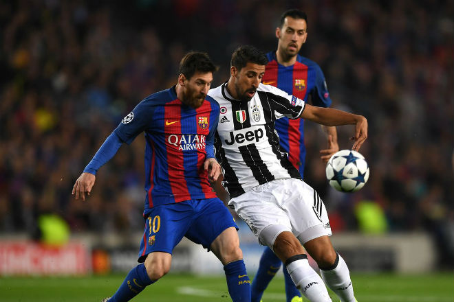 Barcelona - Juventus: Messi thăng hoa, Barca quyết báo thù 1