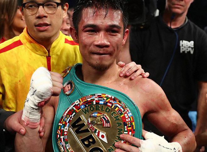 Chấn động boxing: Võ sỹ nhặt rác Thái Lan hạ nhà vô địch 4 hạng cân 9