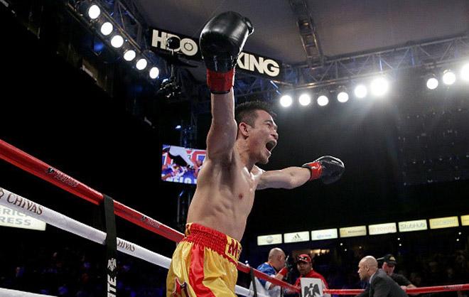 Chấn động boxing: Võ sỹ nhặt rác Thái Lan hạ nhà vô địch 4 hạng cân 8