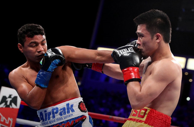 Chấn động boxing: Võ sỹ nhặt rác Thái Lan hạ nhà vô địch 4 hạng cân 1