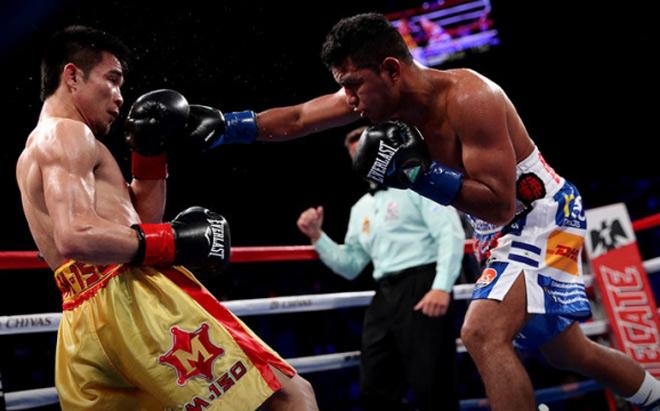 Chấn động boxing: Võ sỹ nhặt rác Thái Lan hạ nhà vô địch 4 hạng cân 2