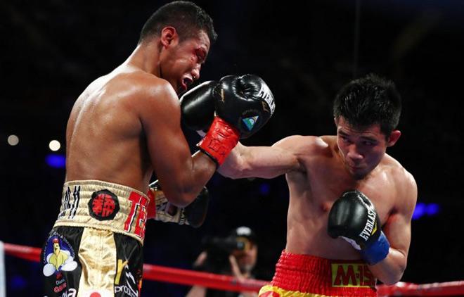 Chấn động boxing: Võ sỹ nhặt rác Thái Lan hạ nhà vô địch 4 hạng cân 4