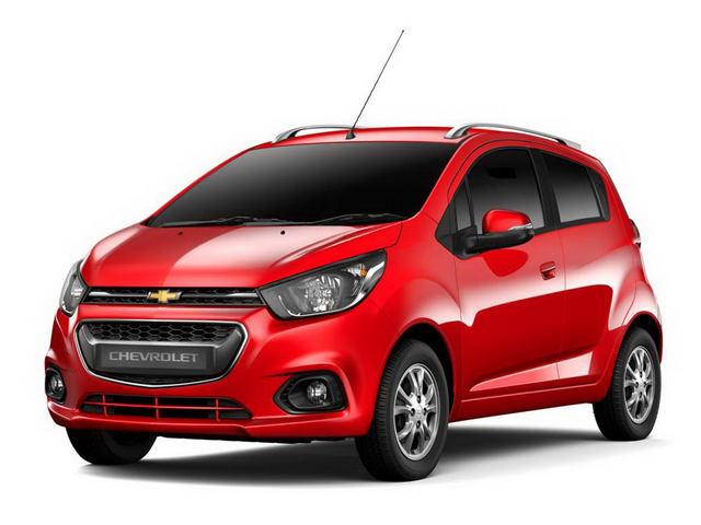 Chevrolet Spark 2017 ở Việt Nam có giá từ 299 triệu đồng