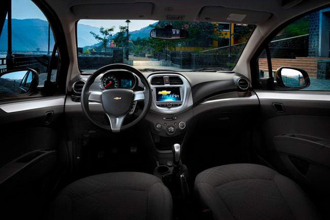 Chevrolet Spark 2017 ở Việt Nam có giá từ 299 triệu đồng - 3