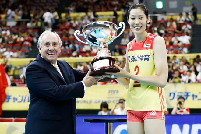 Bóng chuyền nữ số 1 thế giới: Trung Quốc vô địch, hạ Brazil - Mỹ - Nga 6