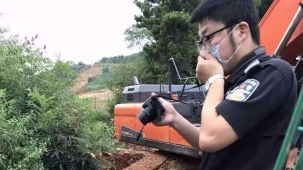 Trung Quốc phát hiện 300 tấn lợn chết bốc mùi nồng nặc suốt 4 năm - 1
