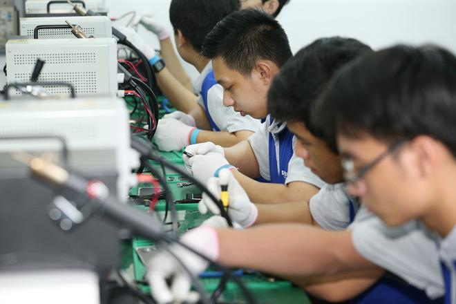 """Samsung ra mắt chương trình đào tạo thực hành & hướng nghiệp """"Samsung Tech Institute"""" - 7"""