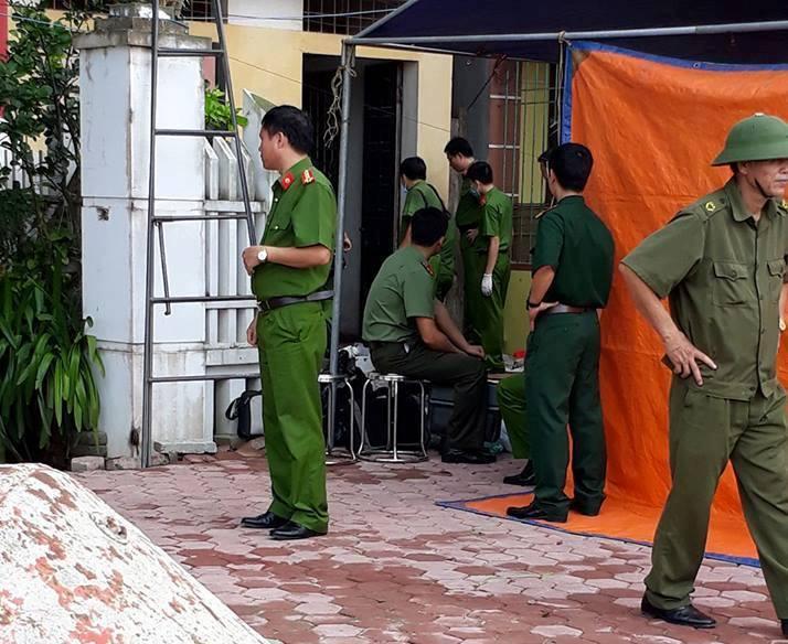 Nữ cán bộ hợp tác xã chết tại nhà, nghi bị sát hại - 1