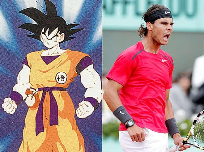 """Nadal chiến binh """"Saiyan"""", 27 chấn thương vẫn """"hóa rồng"""" Grand Slam - 1"""