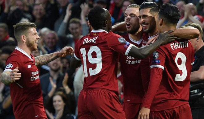 Cúp C1 khai màn: Liverpool sẽ rực rỡ hơn MU, Man City? - 3