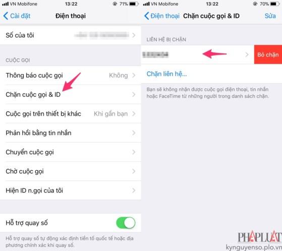 2 cách chặn tin nhắn quảng cáo trên smartphone - 5