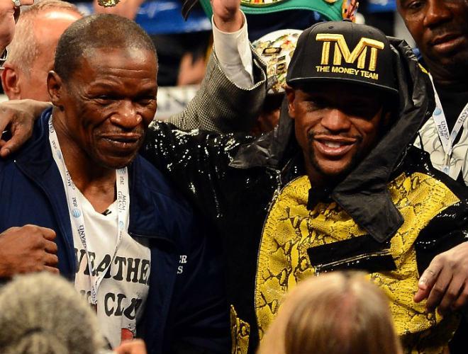 """Boxing: """"Độc cô cầu bại"""" Floyd Mayweather giải nghệ, làm thầy dạy võ? 2"""
