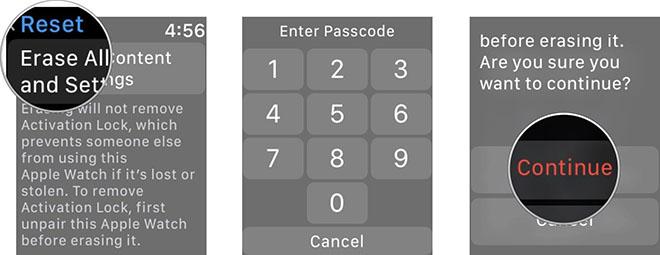 Cách nhanh chóng ngắt kết nối Apple Watch khỏi iPhone - 3