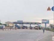 Tin tức trong ngày - Đề nghị di dời trạm BOT trên quốc lộ 5