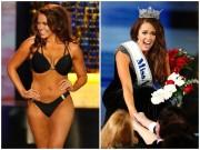 Thời trang - Thật bất ngờ, nữ chính trị gia đã đăng quang hoa hậu Mỹ