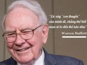 Tài chính - Bất động sản - 9 triết lý sống của tỷ phú Warren Buffett không đọc tiếc cả đời